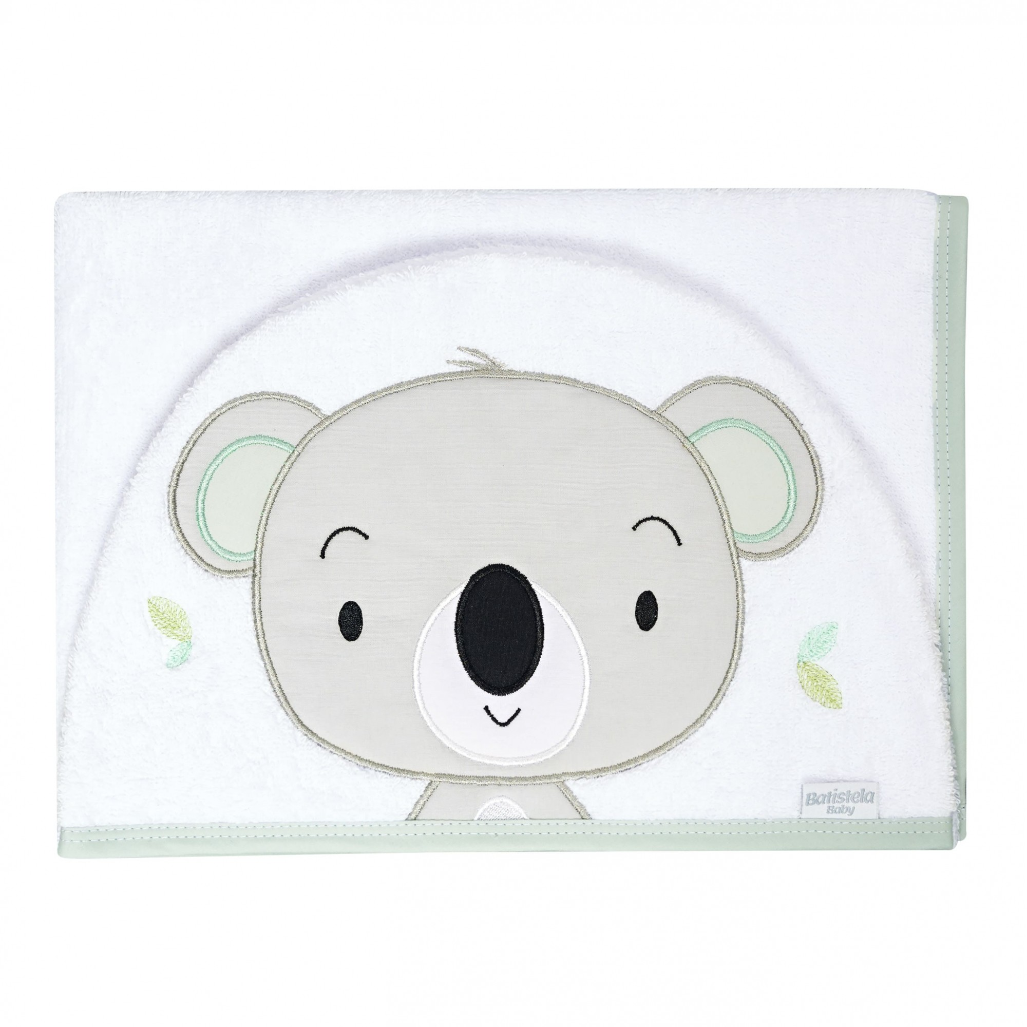 Toalha de Banho Bichinhos - Coala Batistela Baby