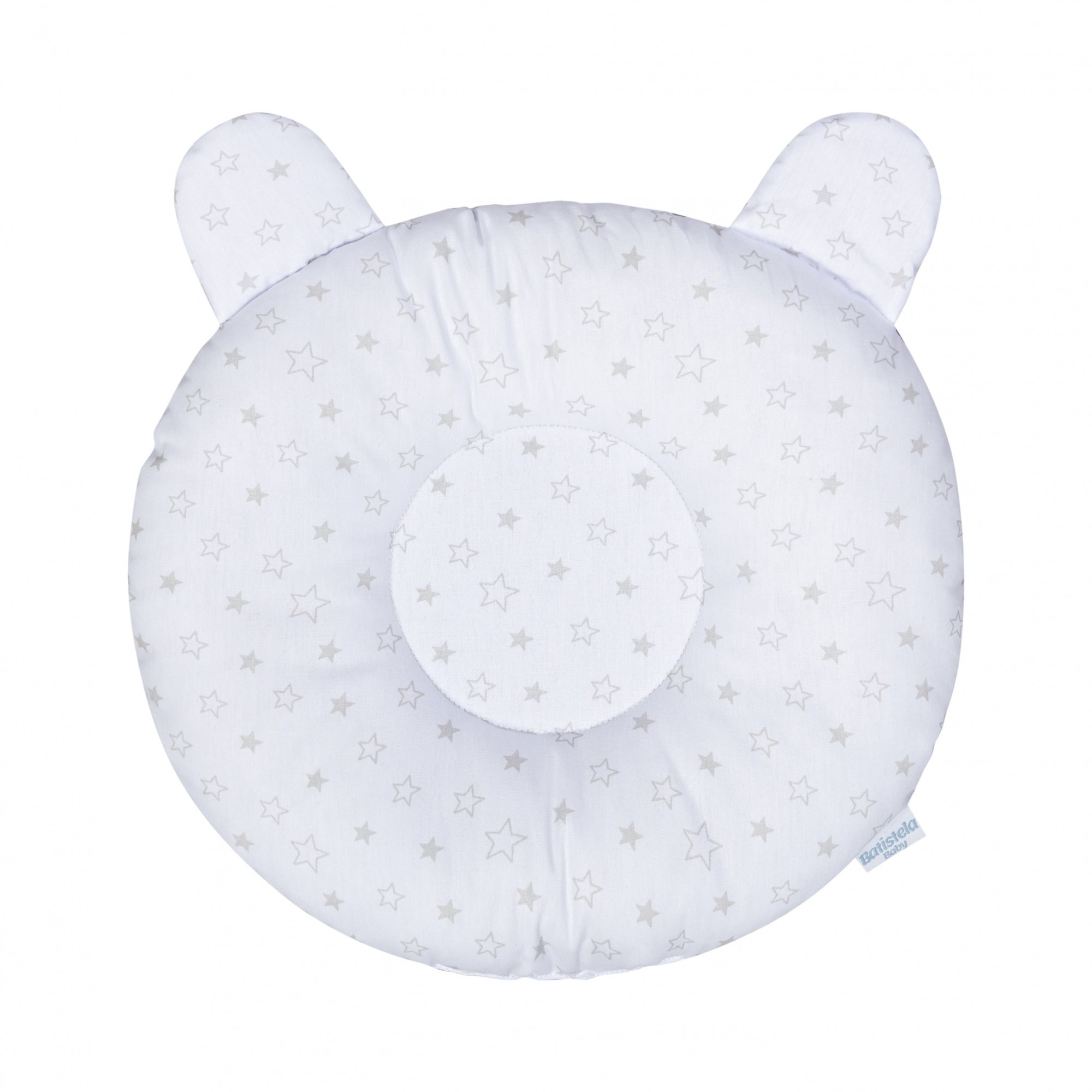 Travesseiro Anatômico - Estrelinha Batistela Baby