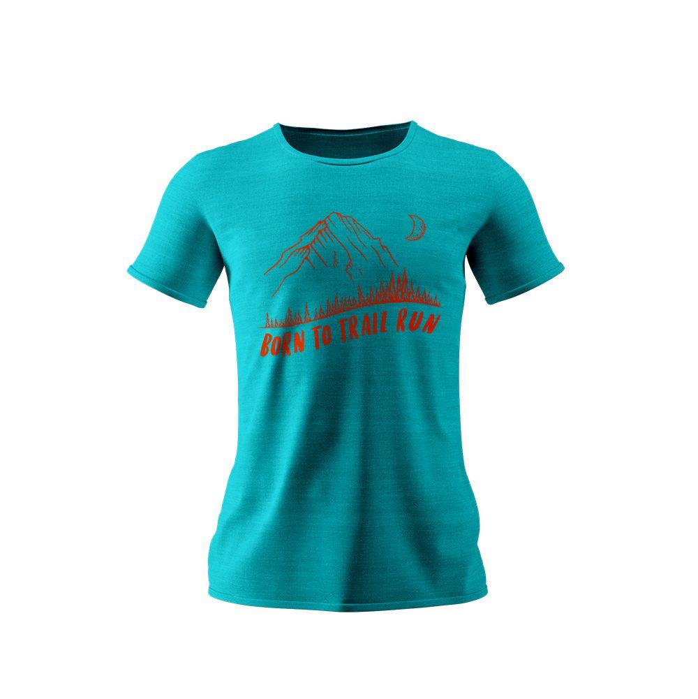 Camisa Born to Trail Run