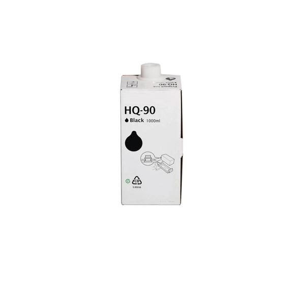Cartucho de Tinta Lotus para Duplicador Ricoh HQ90 Preto 1L