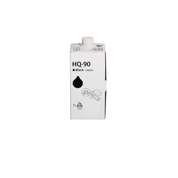 Cartucho de Tinta Compatível Lotus BK p/ Dupli HQ90 - 1L