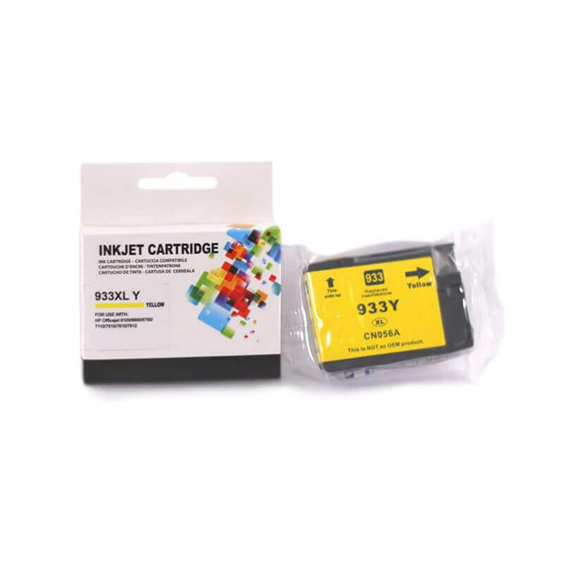 Cartucho de Tinta Compatível 933 CN060A Yellow p/ HP