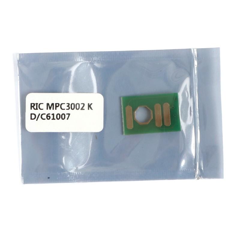 Chip Compatível Black p/ Ricoh MPC3002 3502 - 28k