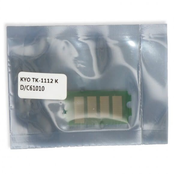 Chip do toner Kyocera Mita TK-1112 para FS-1040 - FS-1020MFP