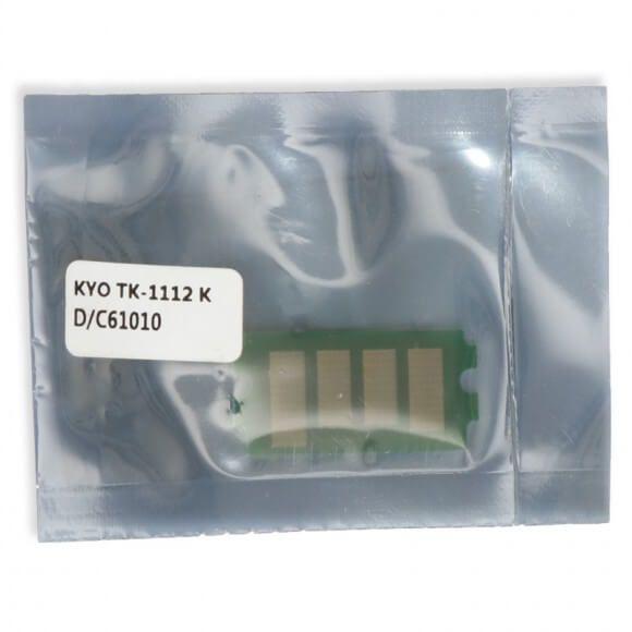 Chip Compatível p/ Kyocera TK1112 - 2.5k