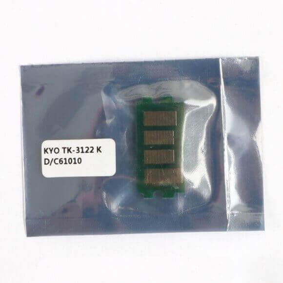 Chip Compatível TK3122 p/ Kyocera - 21k