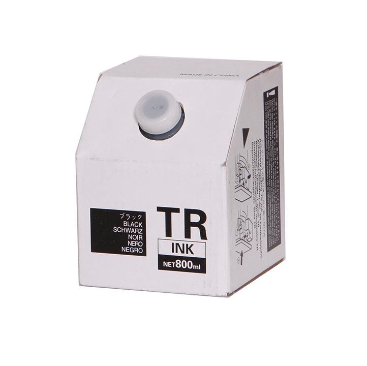 Tinta Compatível Lotus Black p/ Duplicador Digital TR - 800ml