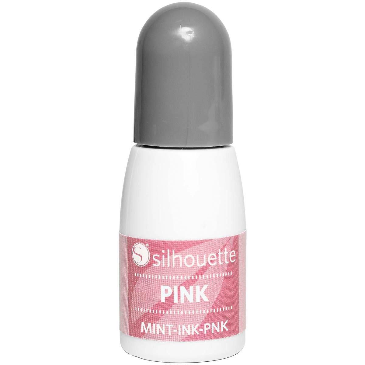 Tinta Rosa para Silhouette Mint - 5ML