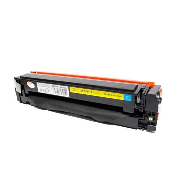 Toner Compatível Chinamate CF511A Cyan p/ HP M154 M180