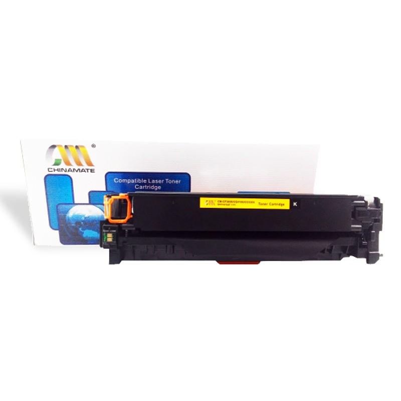 Toner Compatível Evolut CF380A CE410A Black p/ HP M476dn