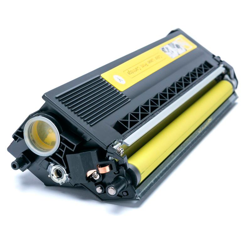 Toner Compatível Evolut TN315 Amarelo p/ Brother HL4140