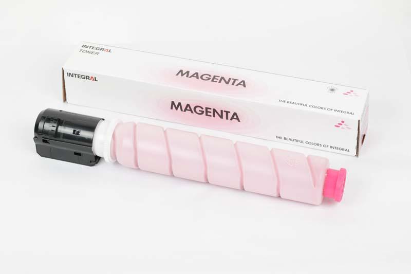 Toner Compatível Integral GPR-52 Magenta p/ Canon C1325 - 11.5K