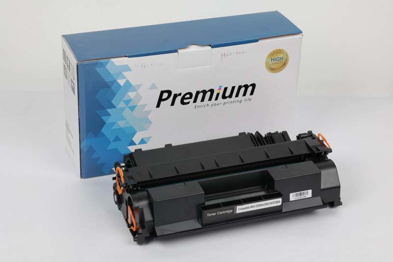 Toner Compatível Lotus CF280A CE505A p/ HP Universal - 2.3K