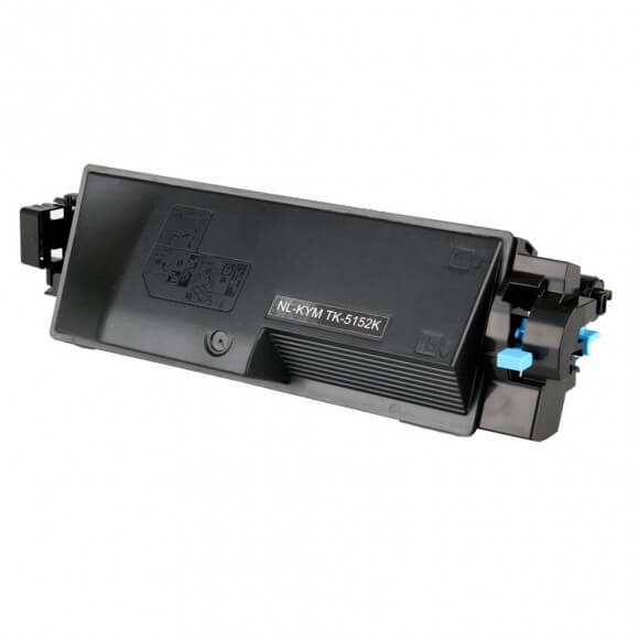 Toner Compativel para Kyocera Tk5152 Black com Chip 12k - Marca Zeus