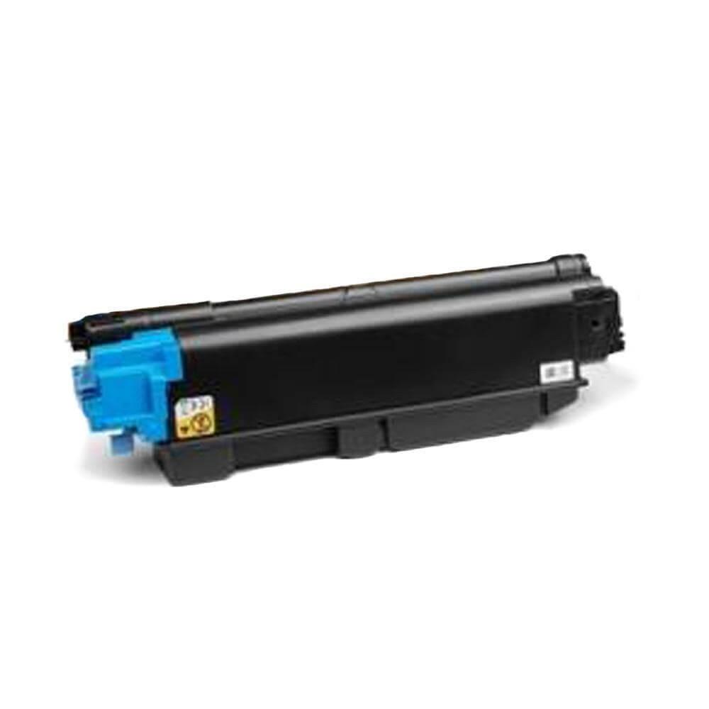 Toner Compatível Zeus TK5272 Cyan p/ Kyocera c/chip - 6k
