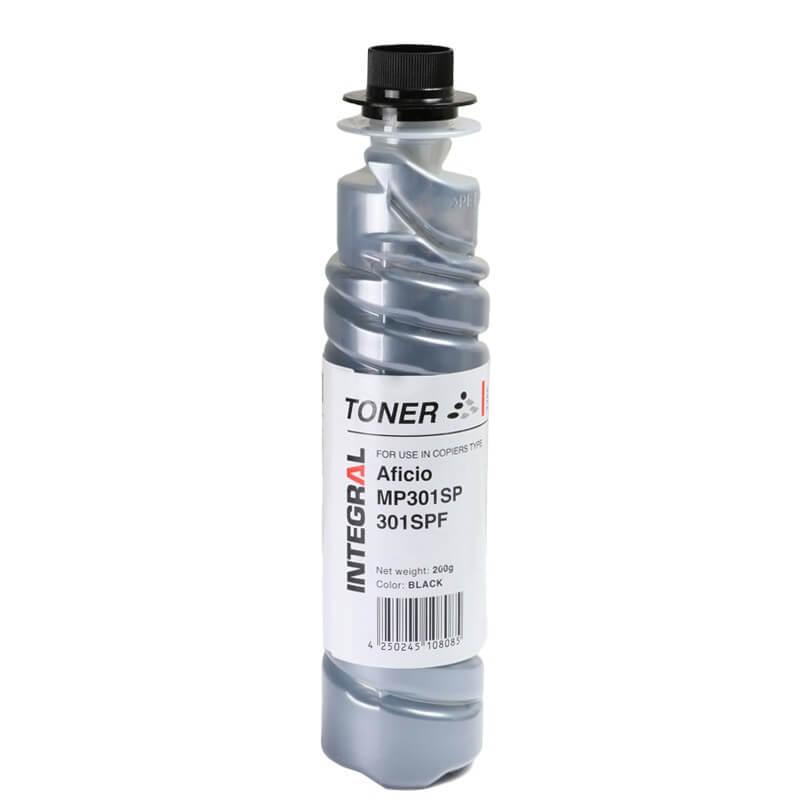 Toner Integral para Impressoras Ricoh Mp301SP   MP301SPF 8k