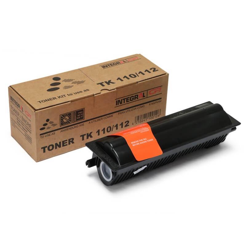 Toner Compatível Integral TK110 p/ Kyocera s/ chip