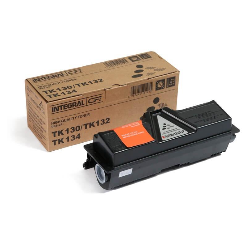 Toner Compatível Integral TK137 p/ Kyocera c/chip - 7.2k
