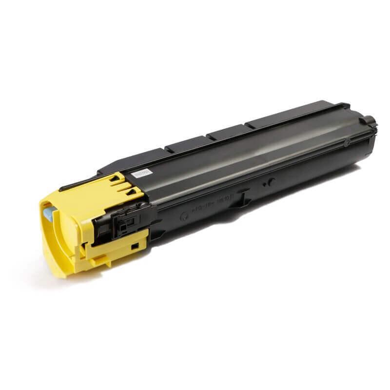 Toner  TK897 Amarelo para Kyocera CS205c FSC8520 - Marca Integral
