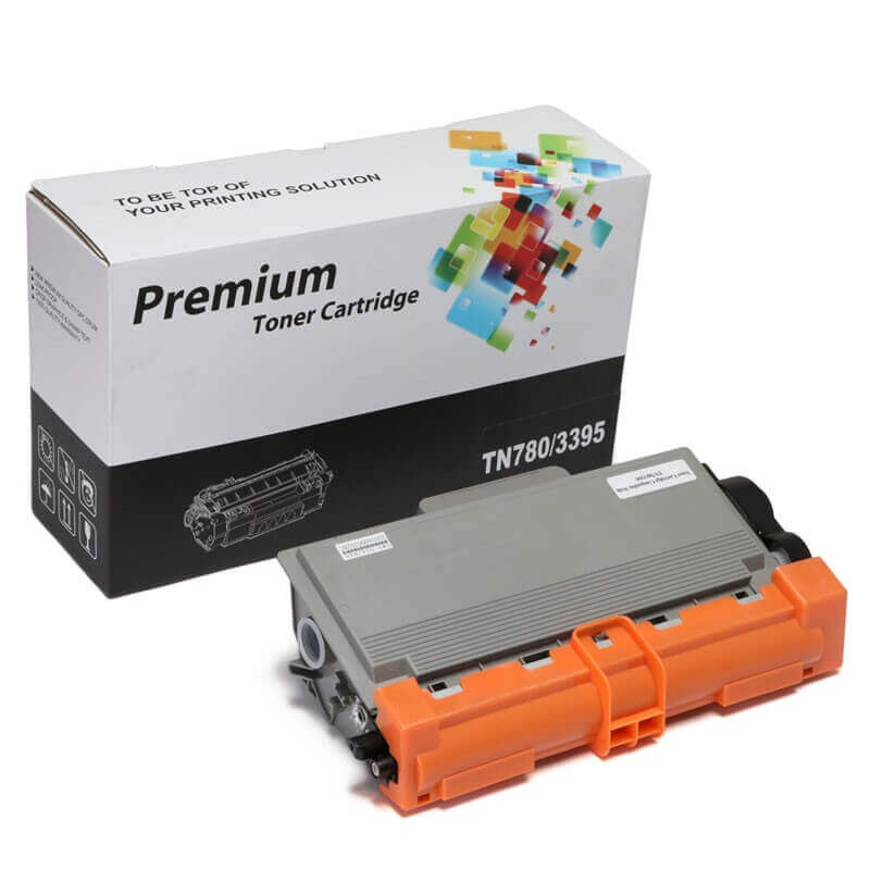 Toner Compatível Lotus  TN780 para Brother 3395 - 12k
