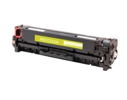 Toner Compatível Lotus 312A CF382A CC532A Yellow p/ HP - 2.7k