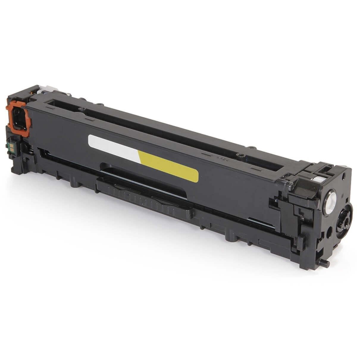 Toner Lotus para impressoras Hp Cb542a Ce322a Cf212 Yellow