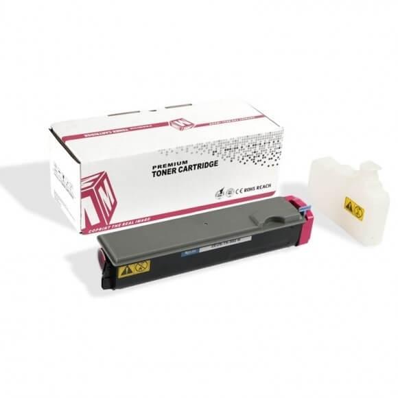 Toner Magenta para Kyocera FS C5016 TK502 - Marca Zeus