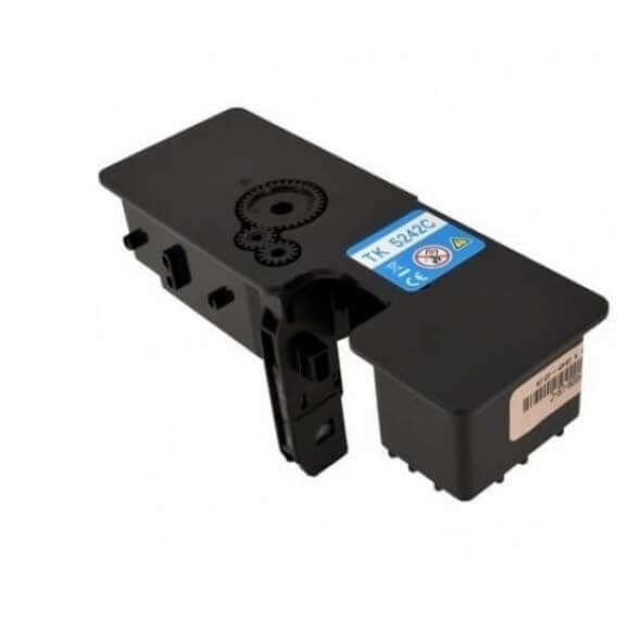 Cart Toner P/ Kyocera Tk5242 Cyan C/chip (3k) - Marca Zeus
