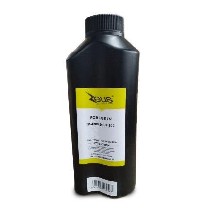 Refil de Toner Zeus p/ Ricoh IM430 | P502 | P501 - 550gr