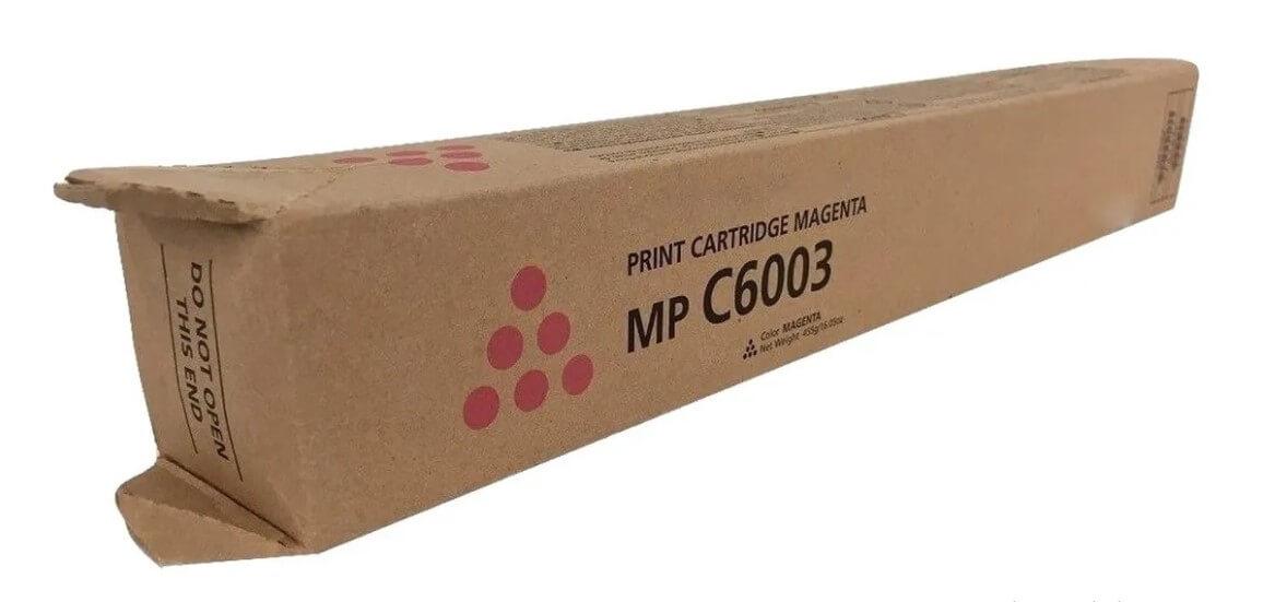 Toner Zeus compatível: Ricoh Mp C4503 C6003 Magenta com Chip