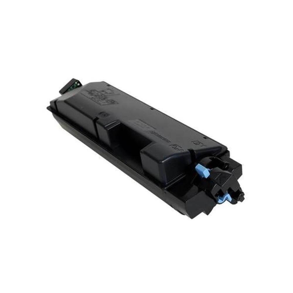 Toner Compatível Zeus TK5152 Ciano p/ Kyocera c/chip - 10k