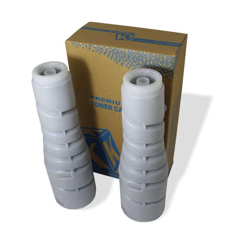 Toner Compatível Zeus TN211 p/ Minolta Bizhub 200 222 250 282 (Kit c/2)