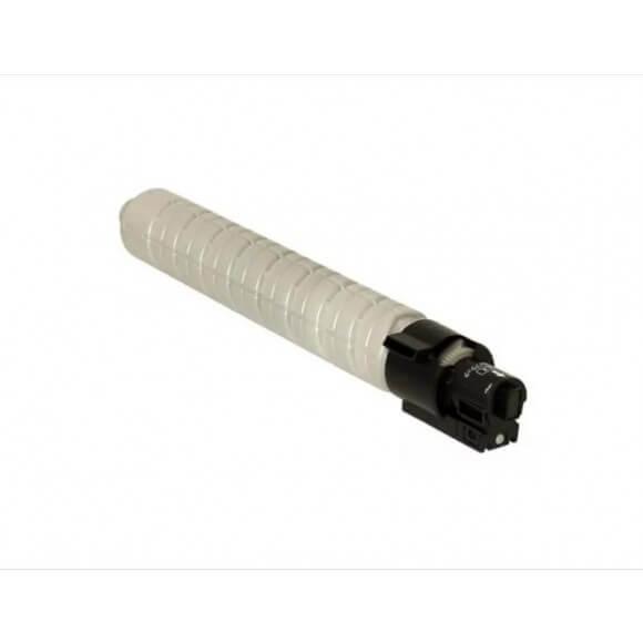 Toner Compatível Zeus BK p/ Ricoh MPC2500 3000 c/chip - 20k