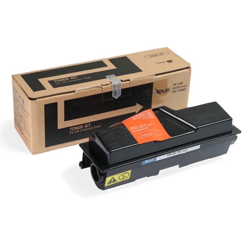 Toner TK140 para Kyocera FS1010 KM2810 com Chip  - Marca  Zeus