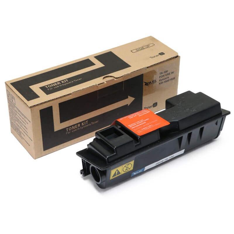 Toner Compatível Zeus TK18 TK100 p/ Kyocera - 6.5K