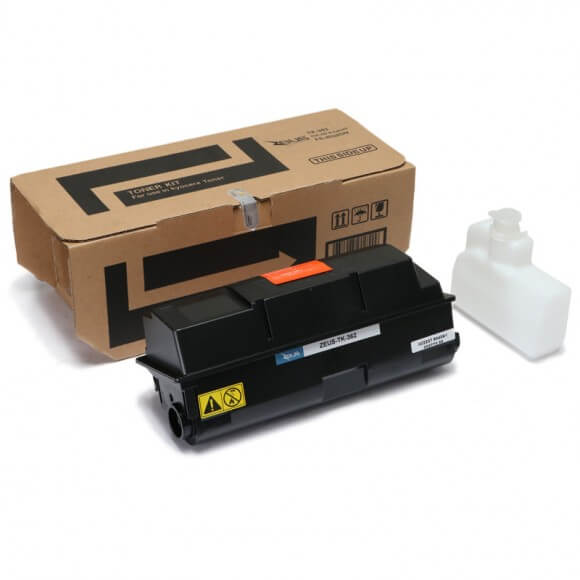 Toner  TK362 p/ Kyocera FS4020 c/ Chip - Marca Zeus