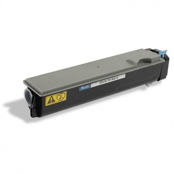 Toner Compatível Zeus TK502 Preto P/ Kyocera FS C5016