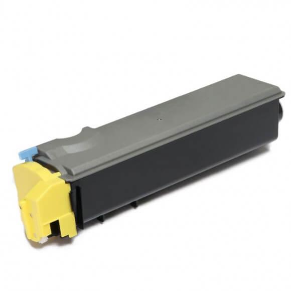 Toner Compatível Zeus TK512 Amarelo p/ Kyocera