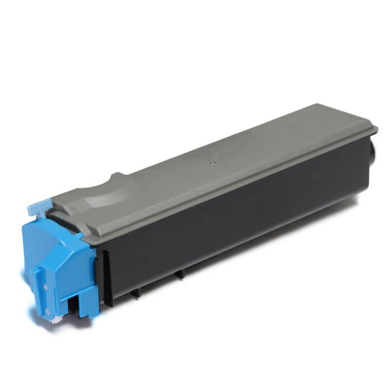 Toner Compatível Zeus TK512 Ciano p/ Kyocera