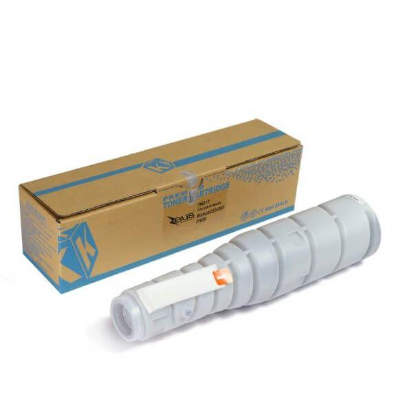 Toner Compatível Zeus TN217 p/ Minolta Bizhub 223 283 363 7828