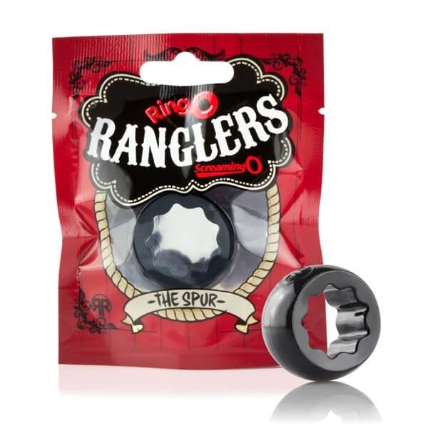 Anel Peniano - RingO Ranglers Spur - Screaming O