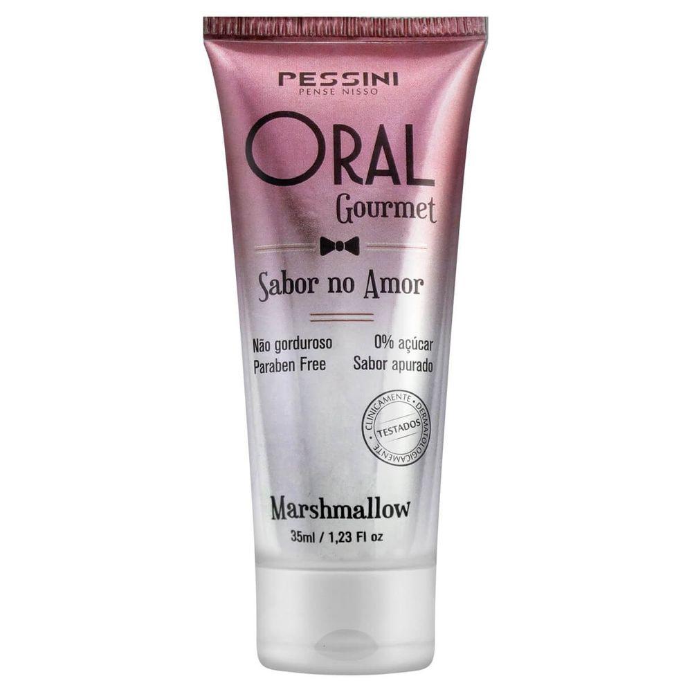 Gel Oral Gourmet - Marshmallow