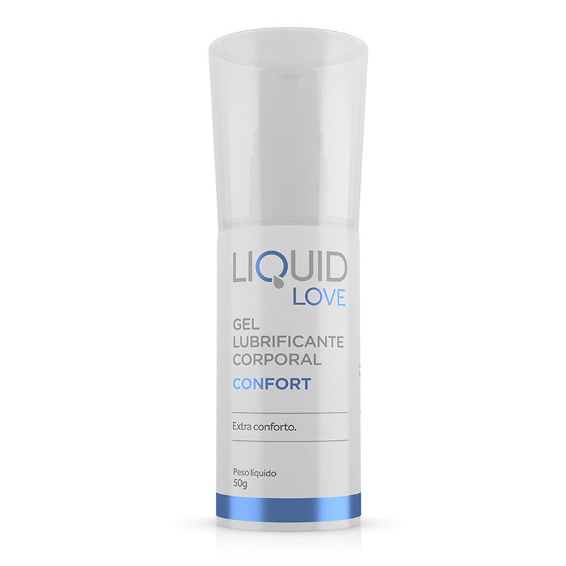 Liquid Love Confort - Gel Lubrificante
