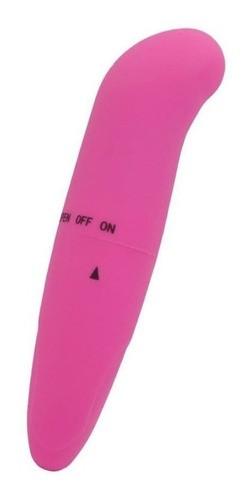 Mini Vibro Ponto G - Pink |G-Spot