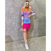 Vestido Mini Veste Colors