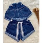 Short Jeans Cinto