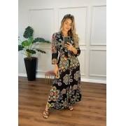 Vestido Longo Mariah