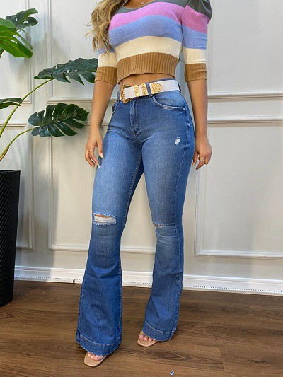 Calça Jeans Flay