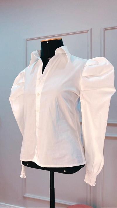Camisa Manga Elastex Cores