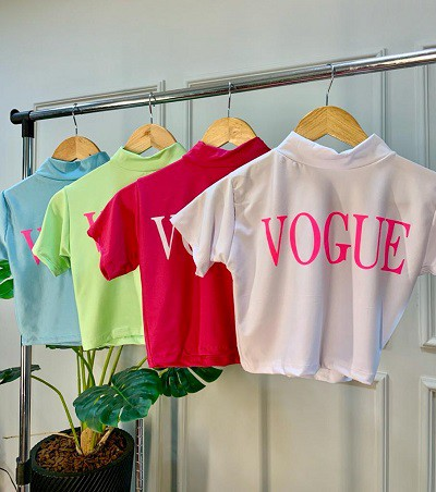 Cropped Vogue